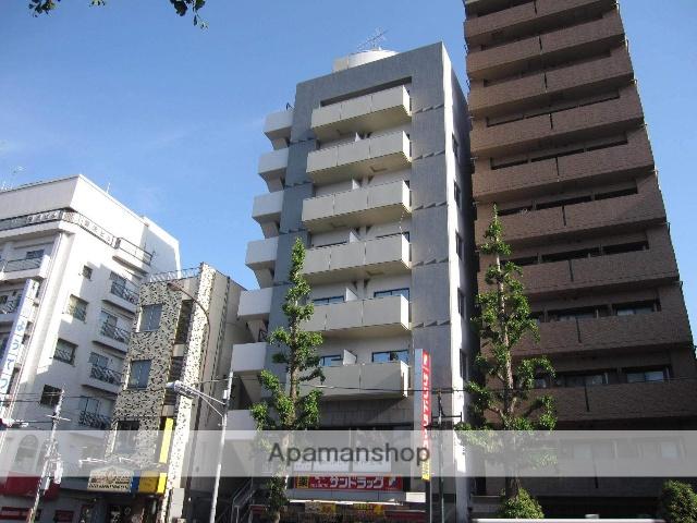 東京都杉並区、高円寺駅徒歩12分の築28年 8階建の賃貸マンション