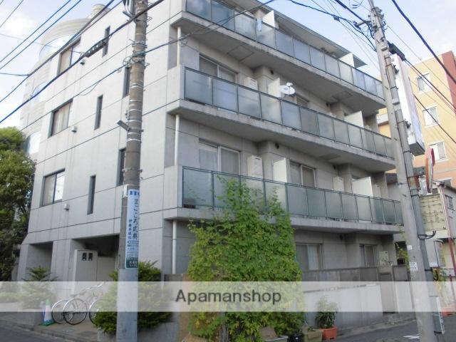 東京都中野区、高円寺駅徒歩14分の築13年 4階建の賃貸マンション