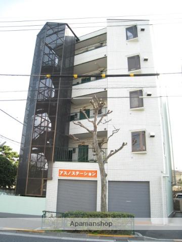 東京都杉並区、高円寺駅徒歩13分の築26年 5階建の賃貸マンション
