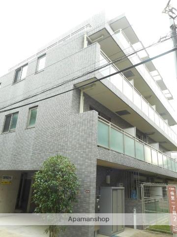 東京都杉並区、高円寺駅徒歩14分の築9年 4階建の賃貸マンション