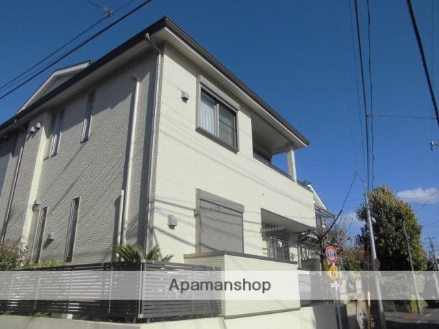 東京都中野区、高円寺駅徒歩15分の築4年 3階建の賃貸アパート