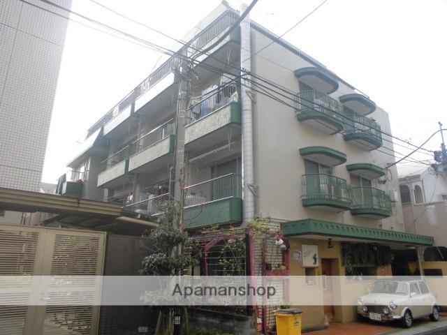 東京都中野区、高円寺駅徒歩11分の築43年 4階建の賃貸マンション