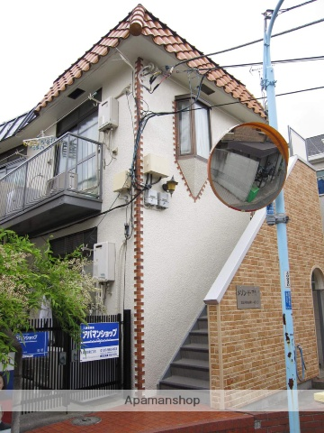 東京都杉並区、高円寺駅徒歩12分の築40年 2階建の賃貸アパート