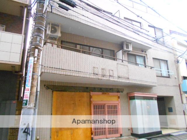 東京都杉並区、高円寺駅徒歩2分の築27年 5階建の賃貸マンション