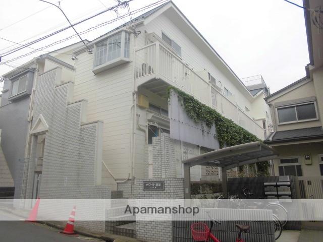 東京都中野区、高円寺駅徒歩18分の築27年 2階建の賃貸アパート
