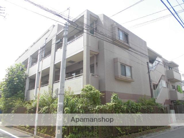 東京都杉並区、高円寺駅徒歩7分の築10年 4階建の賃貸マンション