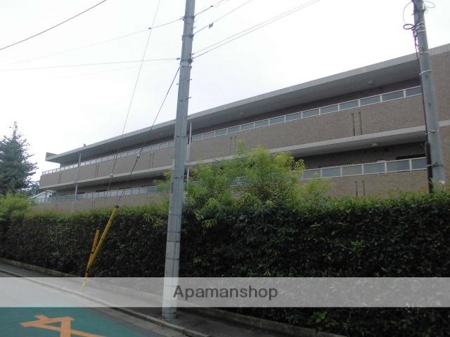 東京都中野区、沼袋駅徒歩13分の築16年 3階建の賃貸マンション