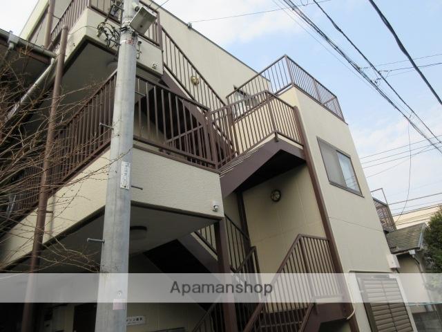 東京都中野区、高円寺駅徒歩12分の築27年 3階建の賃貸マンション