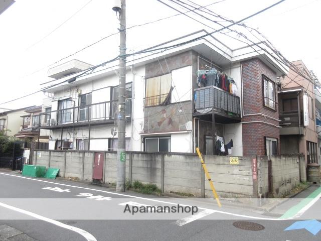 東京都杉並区、高円寺駅徒歩7分の築47年 2階建の賃貸アパート