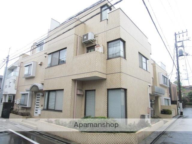 東京都杉並区、高円寺駅徒歩15分の築30年 3階建の賃貸マンション