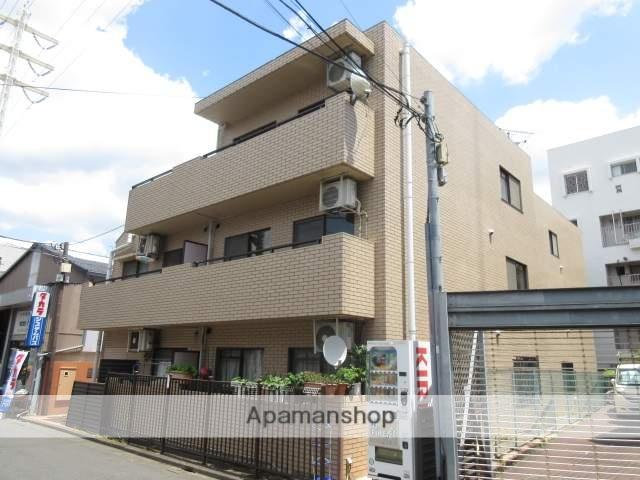 東京都杉並区、高円寺駅徒歩8分の築28年 3階建の賃貸マンション