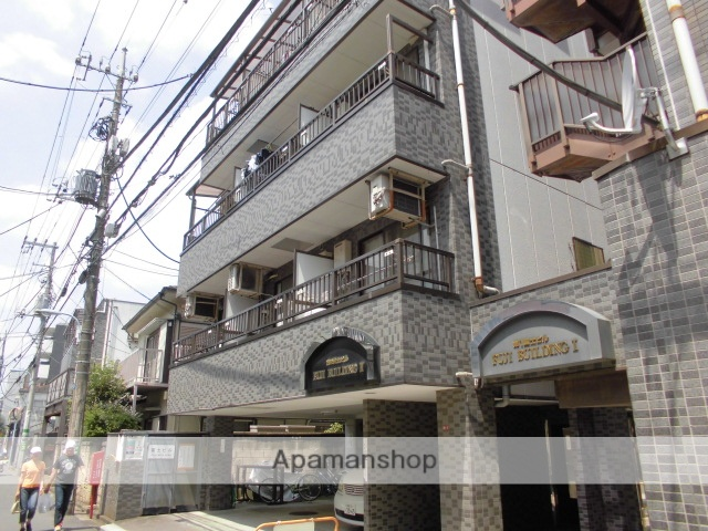 東京都杉並区、高円寺駅徒歩4分の築18年 4階建の賃貸マンション