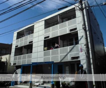 東京都中野区、中野駅徒歩4分の築19年 3階建の賃貸マンション
