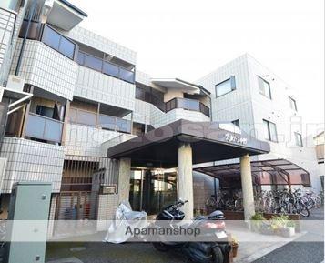 東京都中野区、高円寺駅徒歩22分の築25年 3階建の賃貸マンション
