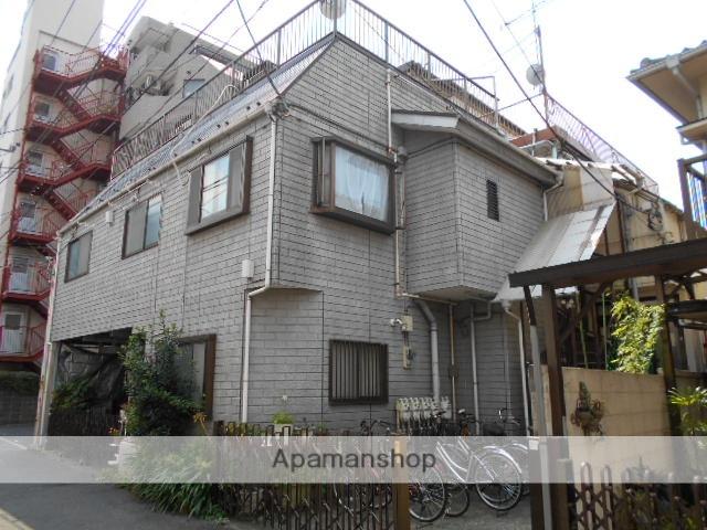 東京都中野区、中野駅徒歩15分の築24年 2階建の賃貸アパート