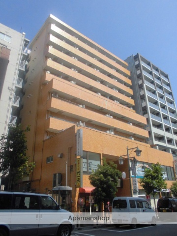 東京都杉並区、高円寺駅徒歩1分の築33年 11階建の賃貸マンション