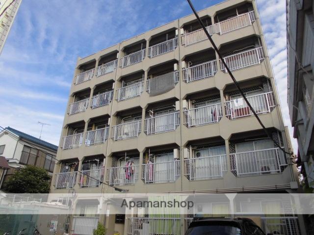 東京都杉並区、高円寺駅徒歩5分の築48年 5階建の賃貸マンション