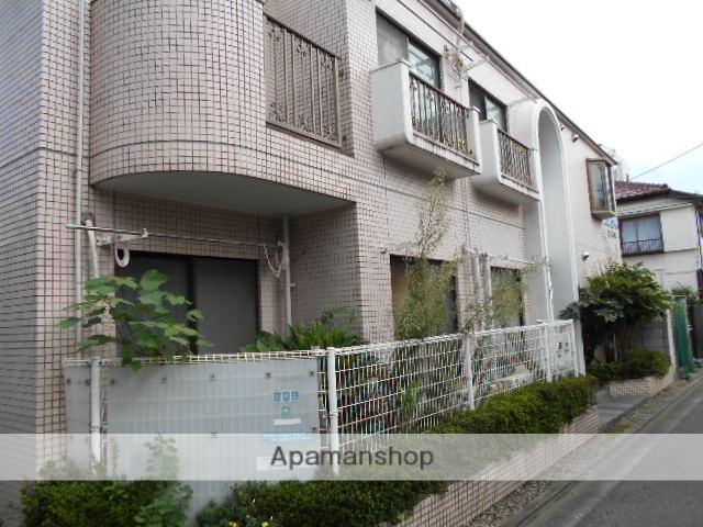 東京都中野区、高円寺駅徒歩12分の築28年 2階建の賃貸マンション