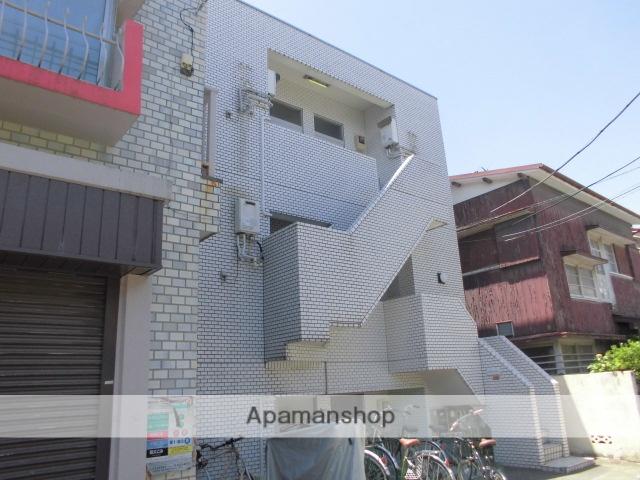 東京都杉並区、高円寺駅徒歩10分の築29年 3階建の賃貸マンション