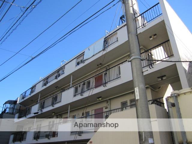 東京都杉並区、高円寺駅徒歩8分の築46年 4階建の賃貸マンション
