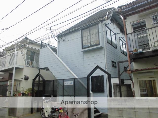 東京都中野区、高円寺駅徒歩15分の築25年 2階建の賃貸アパート