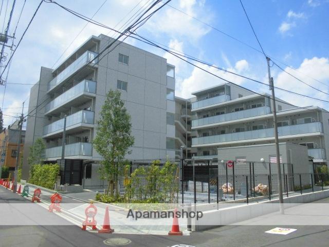 東京都杉並区、高円寺駅徒歩6分の築1年 5階建の賃貸マンション