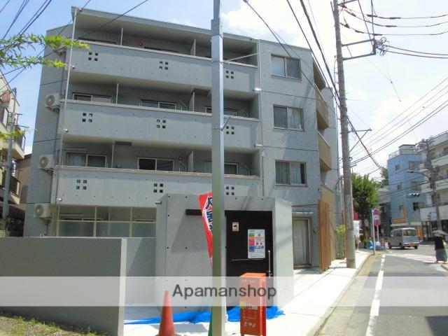 東京都中野区、高円寺駅徒歩14分の新築 4階建の賃貸マンション