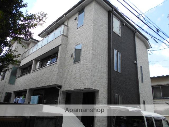東京都中野区、高円寺駅徒歩15分の新築 3階建の賃貸アパート