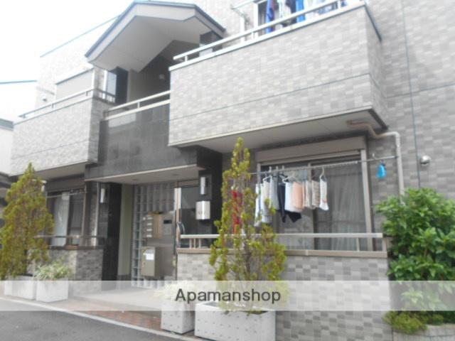 東京都中野区、高円寺駅徒歩15分の築10年 2階建の賃貸アパート