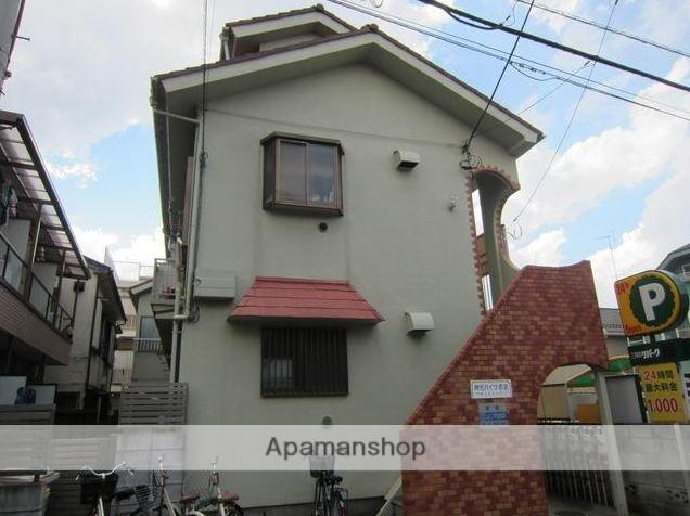 東京都中野区、高円寺駅徒歩20分の築27年 2階建の賃貸アパート