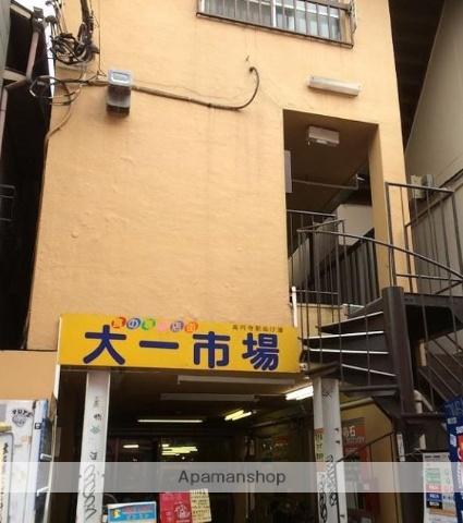 東京都杉並区、高円寺駅徒歩3分の築45年 3階建の賃貸マンション