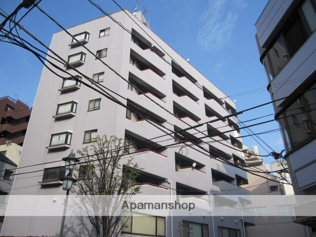 東京都杉並区、高円寺駅徒歩1分の築22年 11階建の賃貸マンション