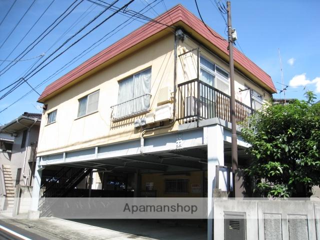 東京都杉並区、高円寺駅徒歩8分の築38年 2階建の賃貸アパート