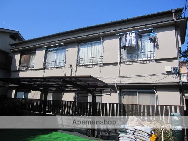 東京都杉並区、高円寺駅徒歩14分の築30年 2階建の賃貸アパート