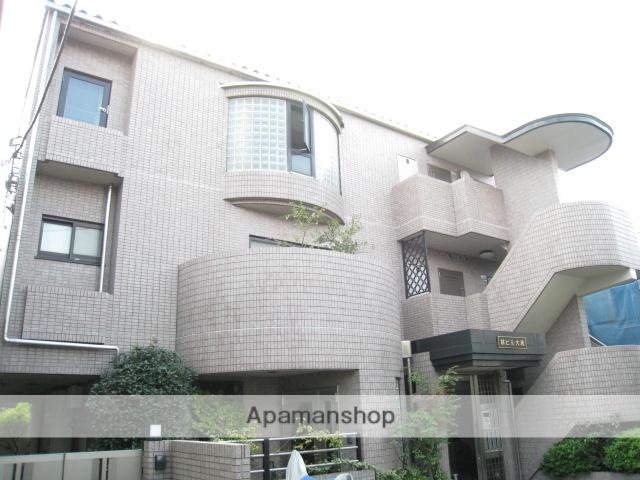 東京都中野区、高円寺駅徒歩8分の築23年 3階建の賃貸マンション