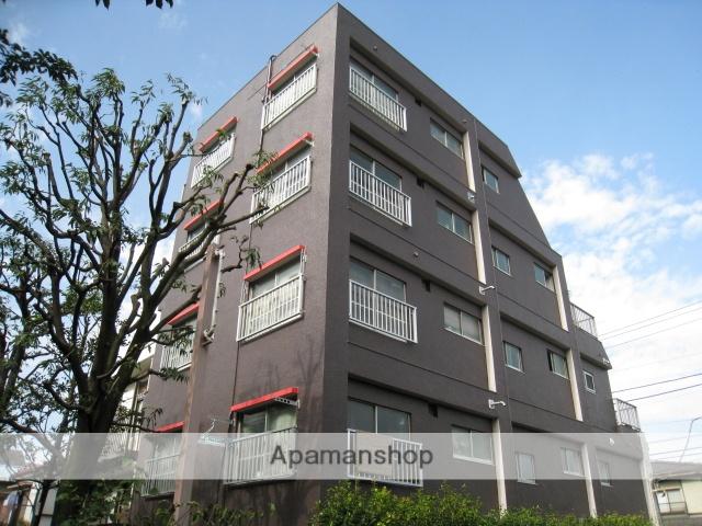 東京都杉並区、高円寺駅徒歩10分の築45年 5階建の賃貸マンション