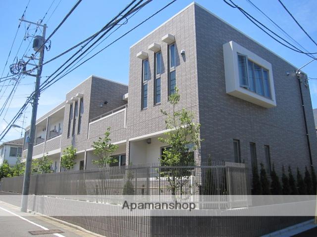 東京都杉並区、阿佐ケ谷駅徒歩9分の築3年 2階建の賃貸マンション
