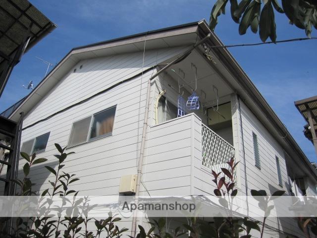 東京都杉並区、高円寺駅徒歩8分の築27年 3階建の賃貸マンション