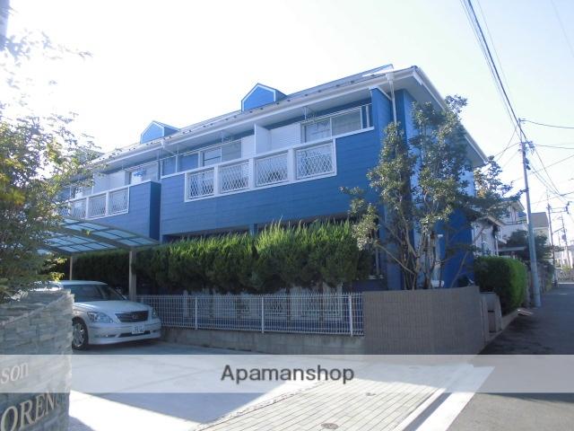 東京都杉並区、阿佐ケ谷駅徒歩12分の築27年 2階建の賃貸アパート