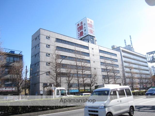 東京都杉並区、高円寺駅徒歩10分の築49年 7階建の賃貸マンション