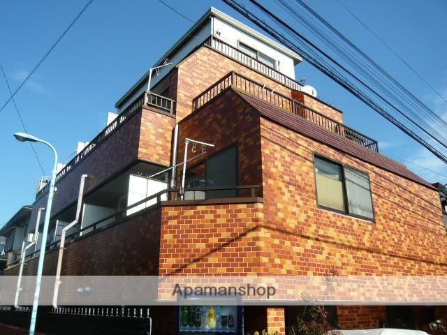 東京都杉並区、中野駅徒歩10分の築29年 3階建の賃貸マンション