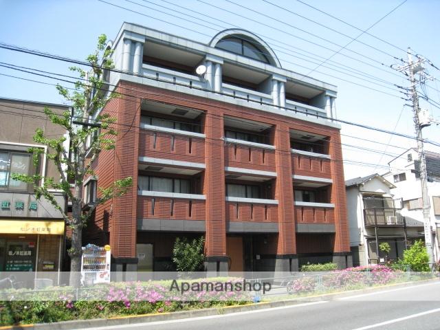 東京都杉並区、高円寺駅徒歩18分の築26年 4階建の賃貸マンション