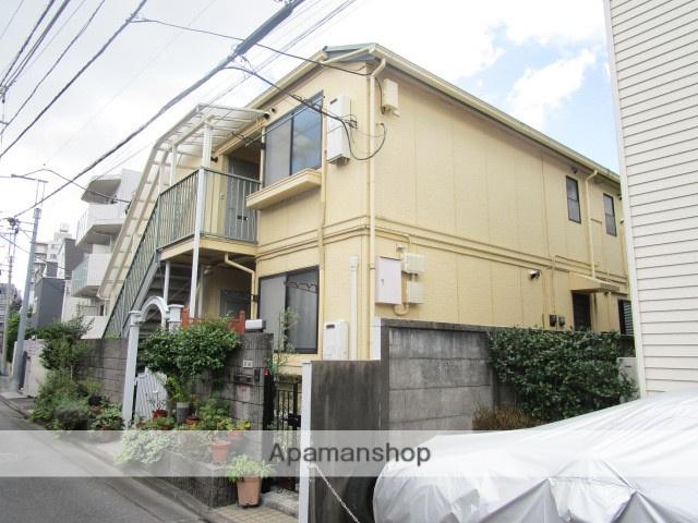 東京都杉並区、阿佐ケ谷駅徒歩6分の築26年 2階建の賃貸マンション