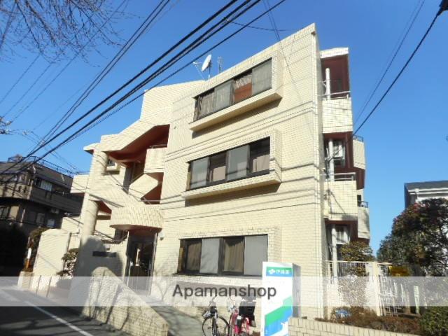 東京都杉並区、高円寺駅徒歩16分の築32年 3階建の賃貸マンション