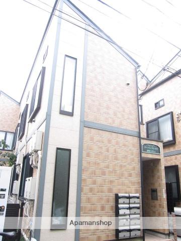 東京都杉並区、阿佐ケ谷駅徒歩28分の築3年 2階建の賃貸アパート