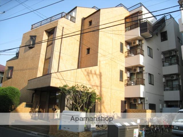 東京都杉並区、高円寺駅徒歩15分の築28年 4階建の賃貸マンション