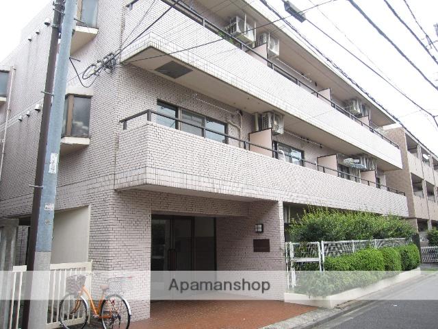 東京都杉並区、高円寺駅徒歩9分の築23年 3階建の賃貸マンション