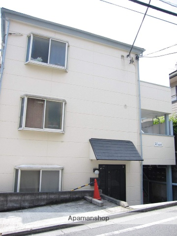 東京都杉並区、高円寺駅徒歩21分の築24年 3階建の賃貸マンション
