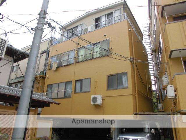 東京都杉並区、東高円寺駅徒歩18分の築32年 4階建の賃貸マンション