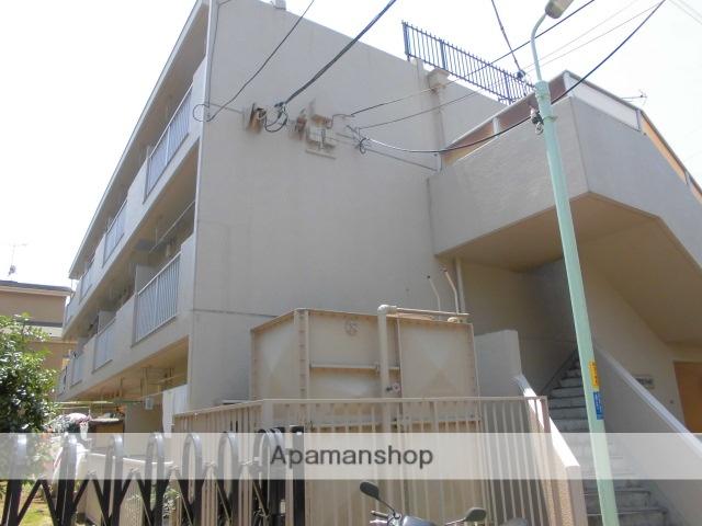 東京都杉並区、東高円寺駅徒歩15分の築35年 3階建の賃貸マンション